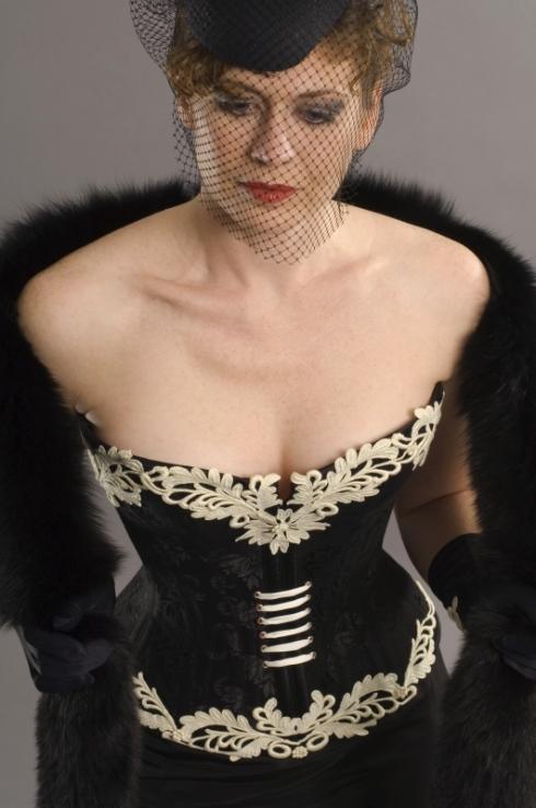 Anna Karenina  - Kreation von Beata Sievi 2005, Bild: Marc Zander