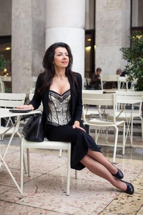 Korsett prêt-à-porter Schweiz Beata Sievi atelier entre nous