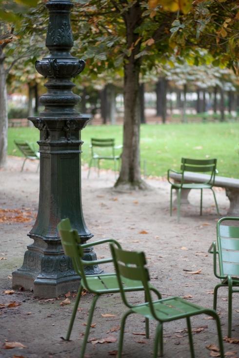 Stimmung im Park vor der Fotosession, Bild: Ewald Vorberg