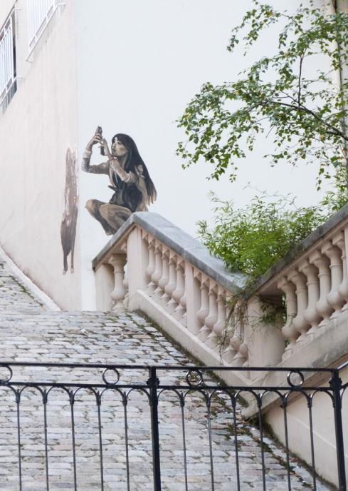 Monmartre, Bild: Beata Sievi