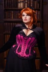 "Korsett ""Roxane"" by corsettdesigner Beata Sievi, entre nous, Switzerland"