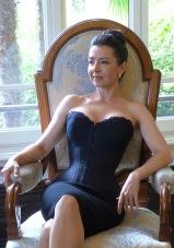 "Korsett Modell ""Victoria"", Beata Sievi Corset Artist"