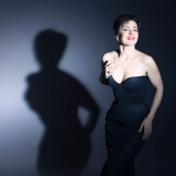 "Korsett Model ""Black Falcon""ata Sievi Corset Artist"