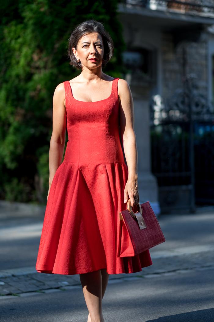 red dress zürich