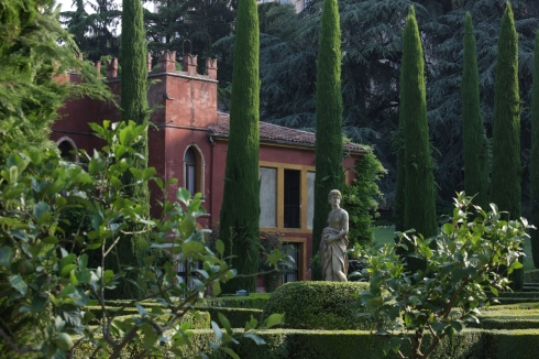 Giardino Gusti in Verona