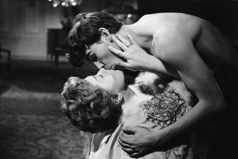 """Horst Buchholz in der Verfilmung des Romans """"Felix Krull"""" von Thomas Mann aus dem Jahr 1957"""