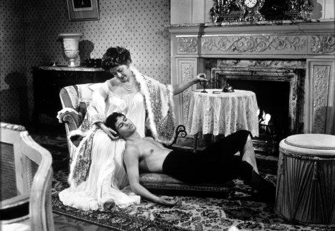 """Horst Buchholz in der Verfilmung des Romans """"Felix Krull"""" von T. Mann aus dem Jahr 1957"""