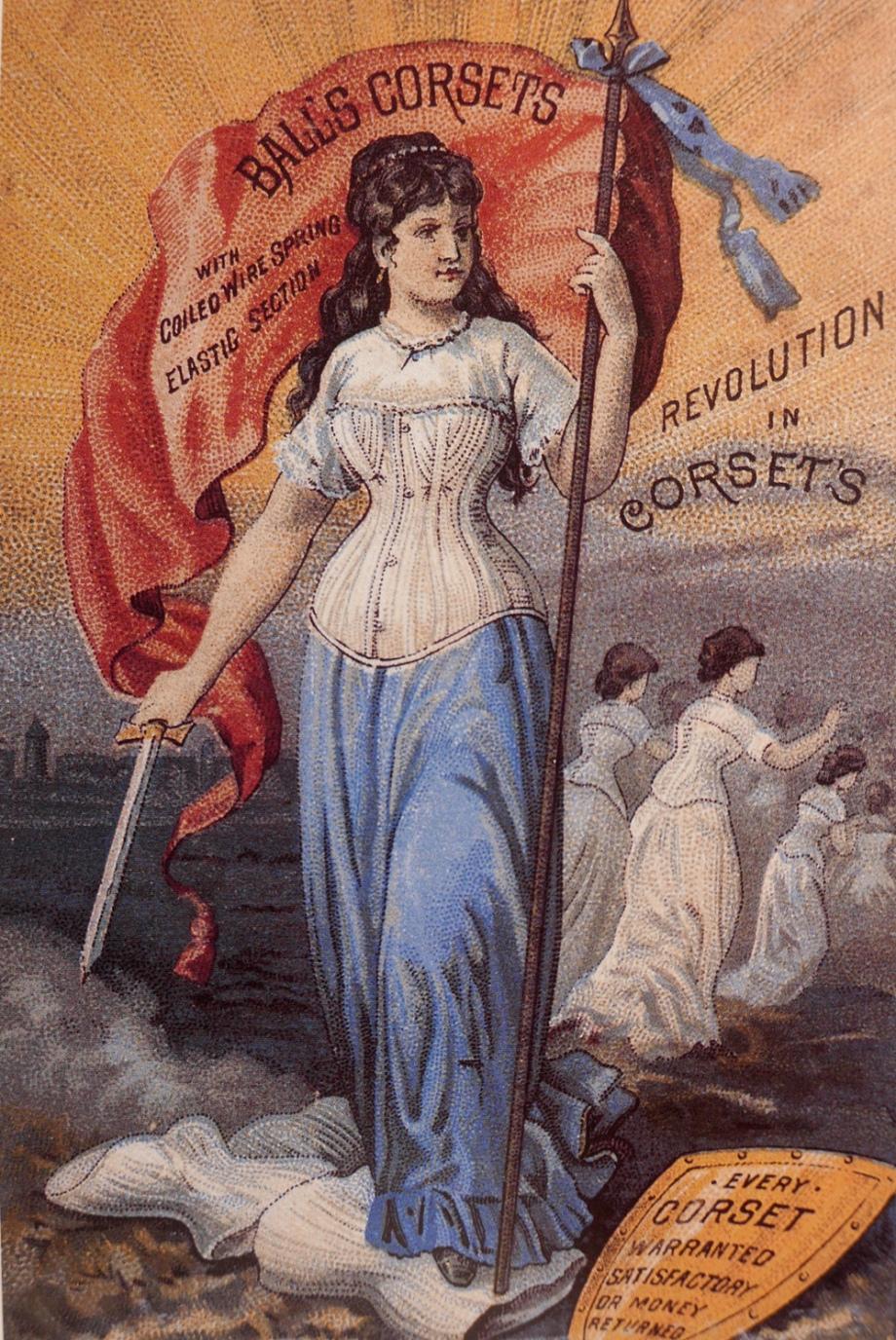 Korsett revolution