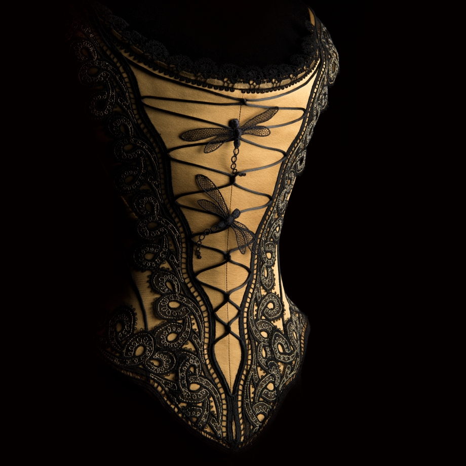 Madame Pompadour by Nico Bazo