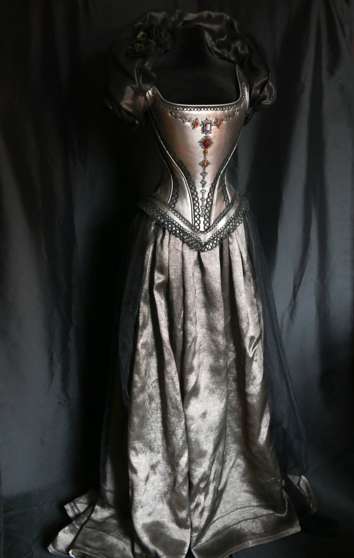 13. SPLENDOR GEDANENSIS  Beata Sievi, Korsett-Ausstellung Schweiz