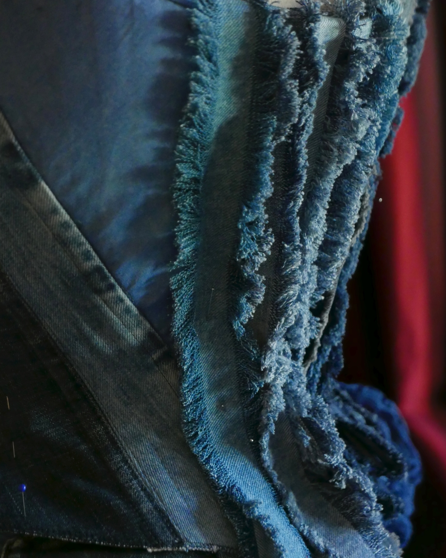 Jeans Upcycling Beata Sievi